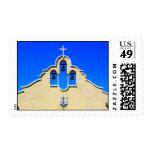 Torre de iglesia sellos
