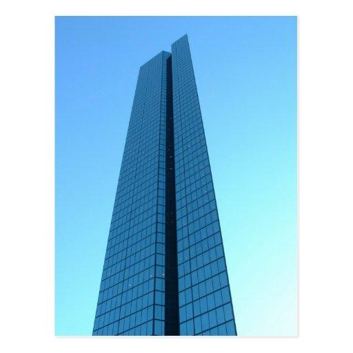 Torre de Juan Hancock Tarjetas Postales