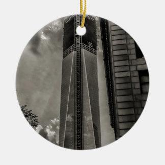 Torre de la libertad del World Trade Center de Nue Ornatos