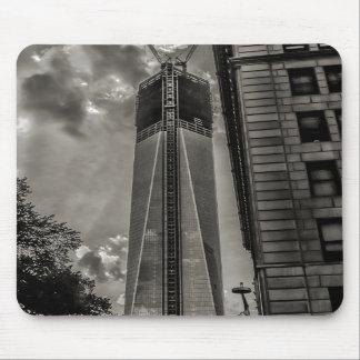 Torre de la libertad del World Trade Center de Nue Tapete De Ratón
