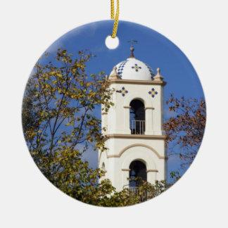 Torre de la oficina de correos de Ojai Adorno De Navidad