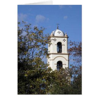 Torre de la oficina de correos de Ojai Tarjeta De Felicitación
