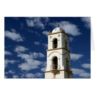 Torre de la oficina de correos de Ojai Tarjeta Pequeña