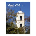 Torre de la oficina de correos de Ojai Tarjetas Postales