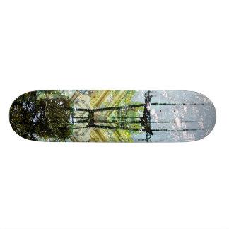 torre de la selva patin personalizado