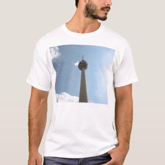 Torre de la televisión en Berlín, Alemania Playera