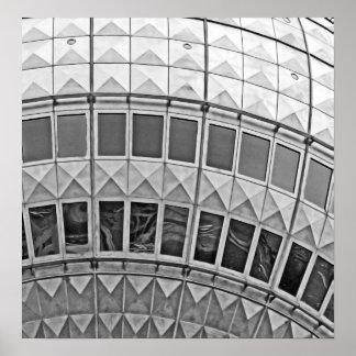 Torre de la TV (Fernsehturm), Berlín, artística (t Posters