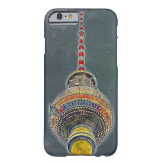 Torre de la TV (Fernsehturm), Berlín, efecto del Funda Para iPhone 6 Barely There