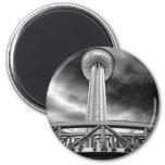 Torre de las Américas en cromo Iman