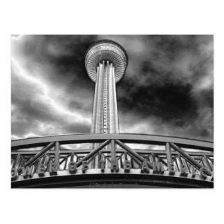 Torre de las Américas en cromo Postales