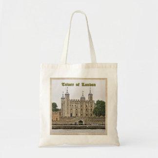 Torre de Londres Bolsa Tela Barata