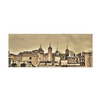 Torre de Londres Impresión En Lienzo