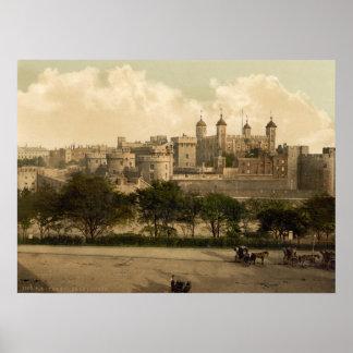 Torre de Londres, Londres, Inglaterra Impresiones