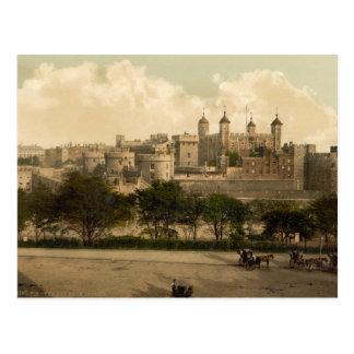Torre de Londres Londres Inglaterra Tarjetas Postales