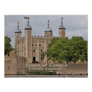 Torre de Londres Póster