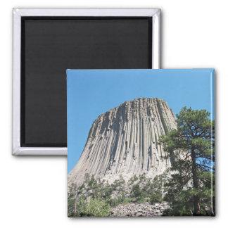 Torre de los diablos, Wyoming Iman Para Frigorífico