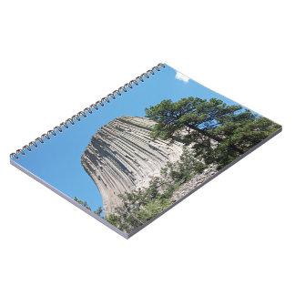 Torre de los diablos, Wyoming Cuaderno