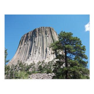 Torre de los diablos, Wyoming Postal