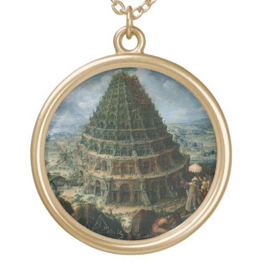 Torre de Marten van Valckenborch- The de Babel Joyeria