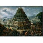 Torre de Marten van Valckenborch- The de Babel Escultura Fotográfica