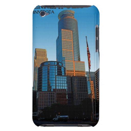 Torre de Minneapolis - de Capella Barely There iPod Protector