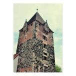 Torre de Nuremberg Plantillas De Tarjetas Personales