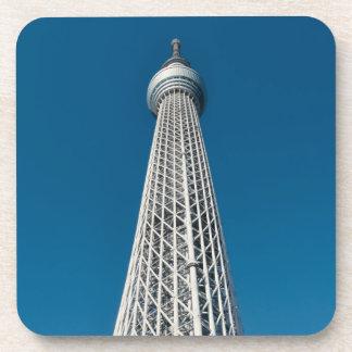 Torre de observación de Tokio Skytree Posavasos