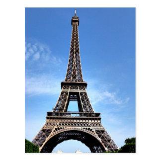 Torre de París Effel Postales