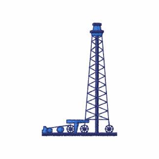 Torre de perforación de aceite
