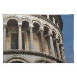 Torre de Pisa, Italia Manteles Individuales