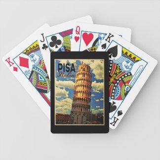 Torre de Pisa ltaly Barajas De Cartas