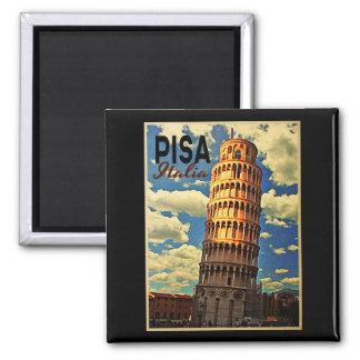 Torre de Pisa ltaly Imanes