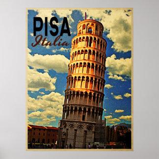 Torre de Pisa ltaly Posters