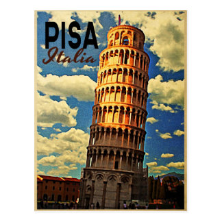 Torre de Pisa ltaly Tarjetas Postales