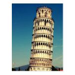 Torre de Pisa Postal