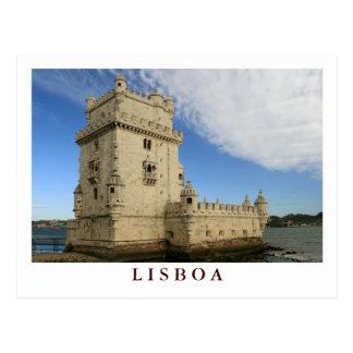 """""""Torre de postal de Belem, Lisboa"""""""