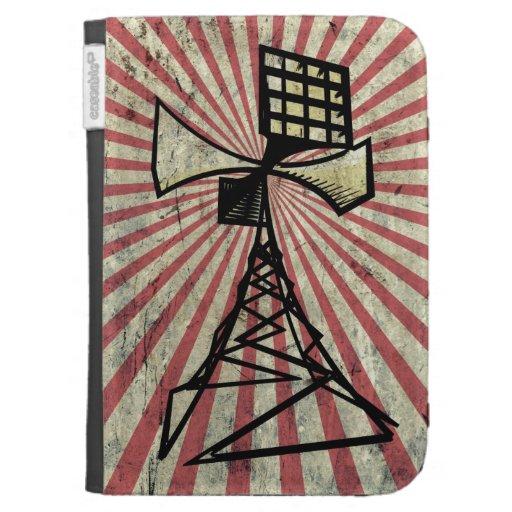 Torre de radio de la sirena