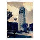 Torre de reloj de Ann Arbor Felicitaciones
