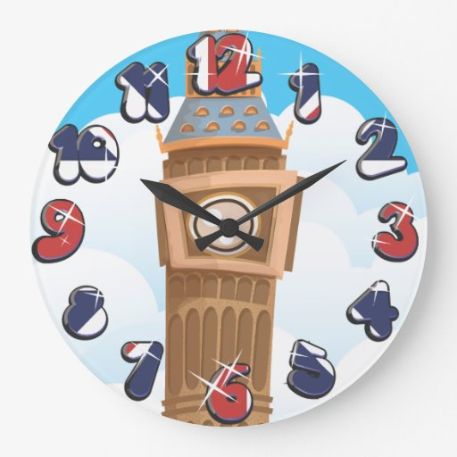 Torre de reloj de Big Ben Westminster