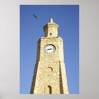 Torre de reloj de Daytona Beach Impresiones