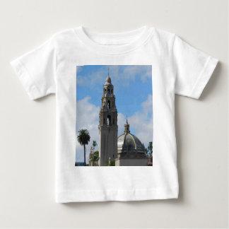 Torre de reloj del parque del balboa t-shirts