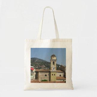 Torre de reloj del pueblo, Ville Franche Sur Mer,  Bolsa