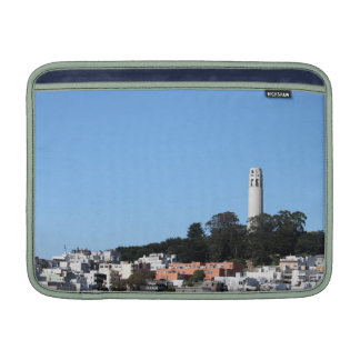Torre de San Francisco Coit Funda Macbook Air