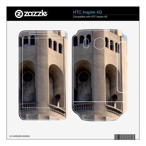 Torre de San Francisco Coit Calcomanías Para HTC Inspire 4G