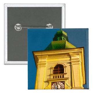 Torre de Sibiu Pin Cuadrada 5 Cm