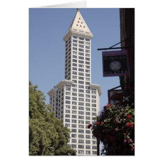 Torre de Smith Tarjeta De Felicitación
