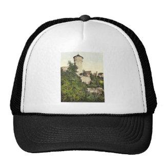 Torre de Straft, Rothenburg (es decir der Tauber), Gorras De Camionero
