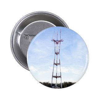 Torre de Sutro Pin