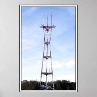 Torre de Sutro Póster