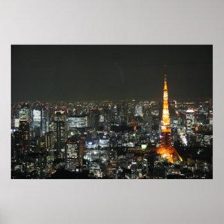 Torre de Tokio Póster
